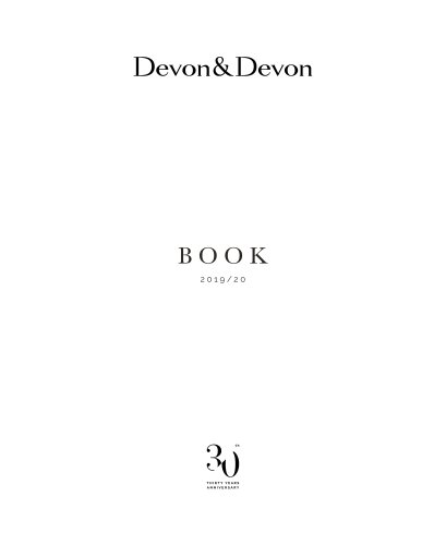 Devon&Devon Book 2019