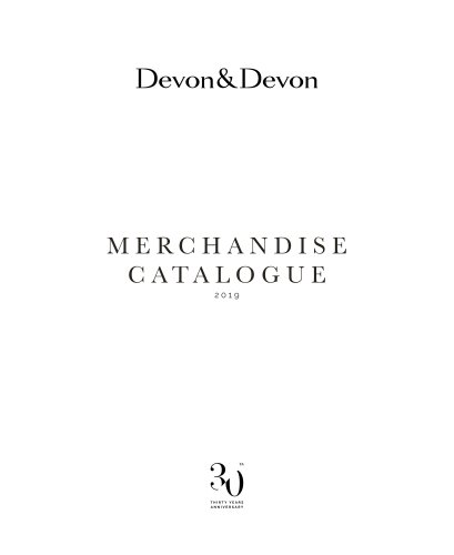MERCHANDISE CATALOGUE 2019