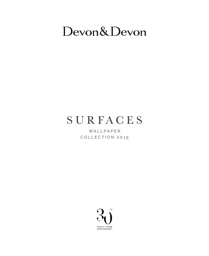 SURFACES WALLPAPER COLLECTION 2019