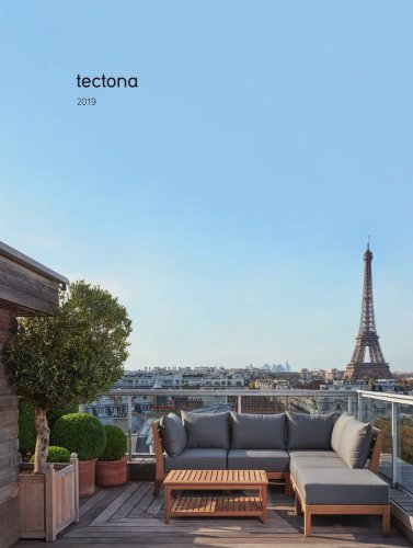 Catalogue Tectona 2019