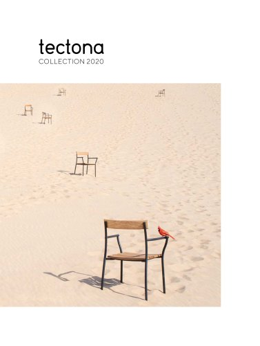 Catalogue Tectona 2020