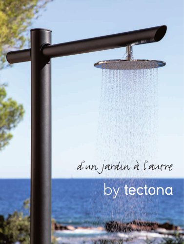 Tectona catalogue douche
