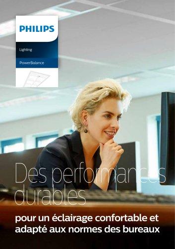 Brochure Produit PowerBalance