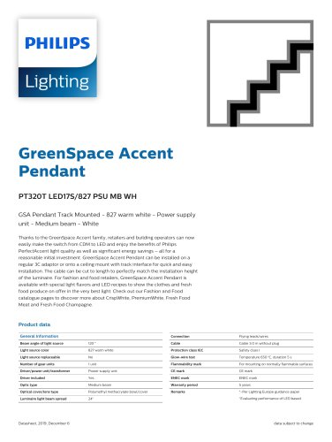 GreenSpace Accent