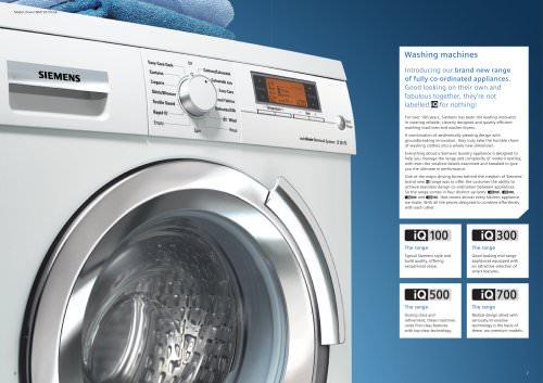 Freestanding Washing 09