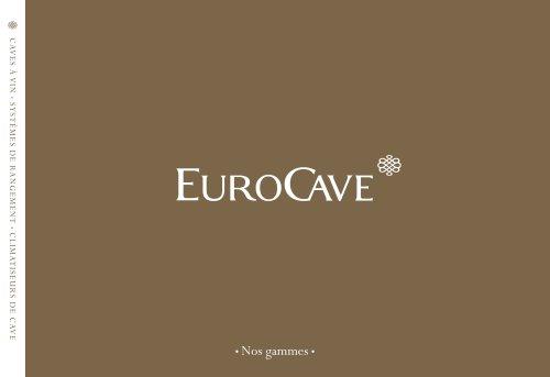 EUROCAVE CATALOGUE DE MARQUE