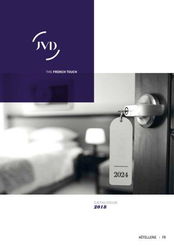 Catalogue Hôtellerie 2018 FR