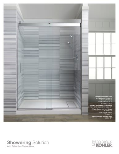 BELLWETHER SHOWER BASE