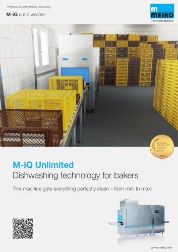 M-iQ crate washer