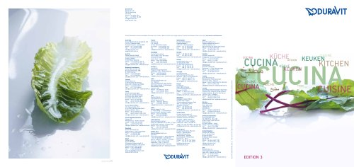 Cucina Edition 3