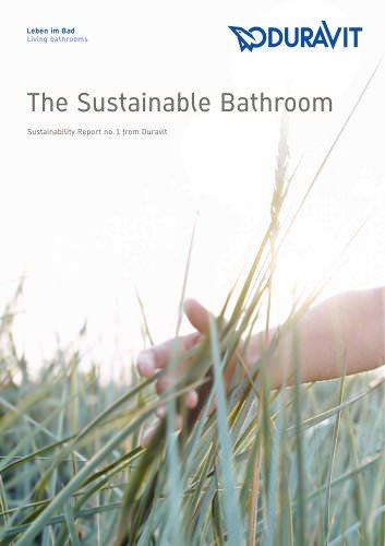 The Sustainable Bathroom
