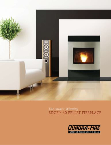 EDGE 60 PELLET FIREPLACE