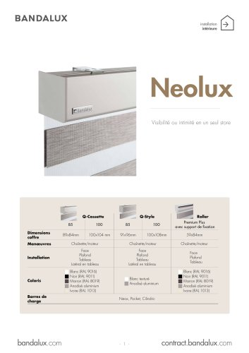 Stores Collection Neolux