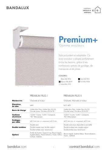 Stores Enrouleurs Premium Premium Plus