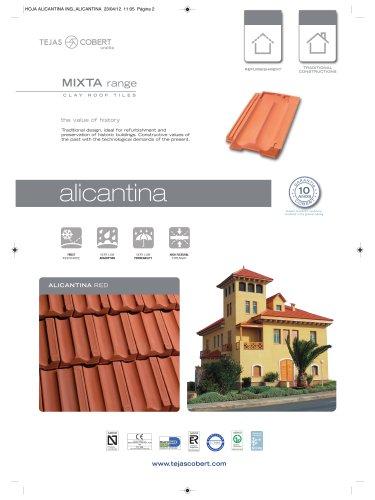 Alicantina brochure