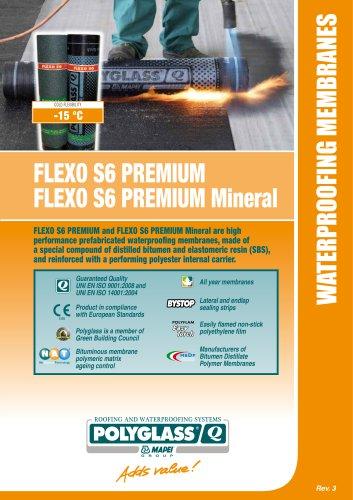 FLEXO S6 PREMIUM / FLEXO S6 PREMIUM Mineral