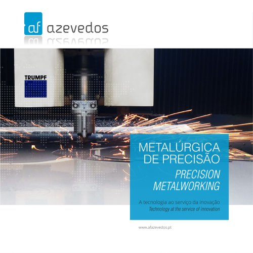 AF Azevedos Group - Pt Eng