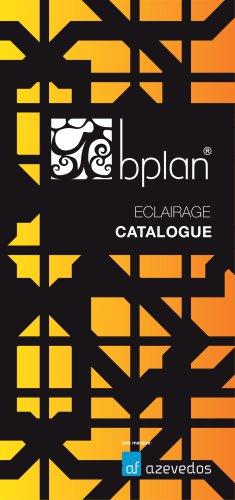 Bplan Eclairage Cut Design - Fr