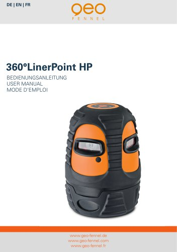 360°LinerPoint HP