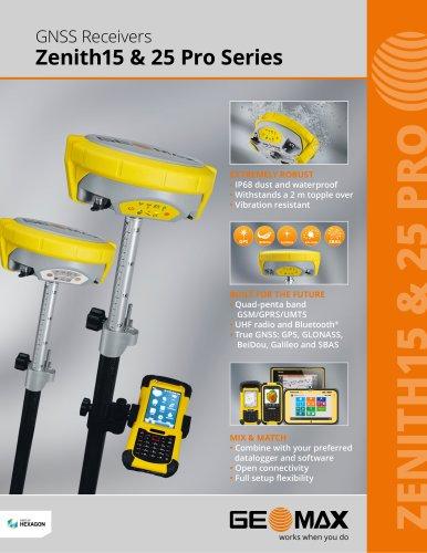 Zenith15 & 25 Pro Series