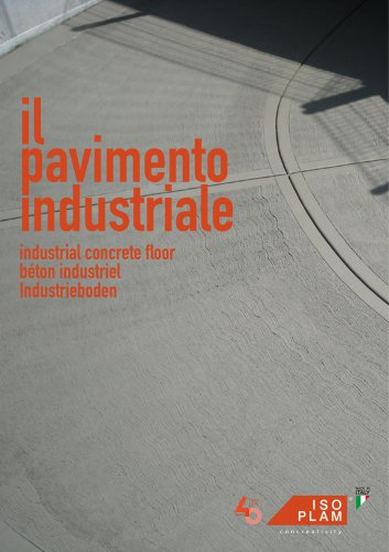 Pavilux - industrial floors
