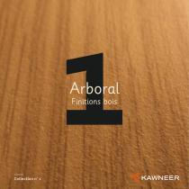 Arboral - Finitions bois