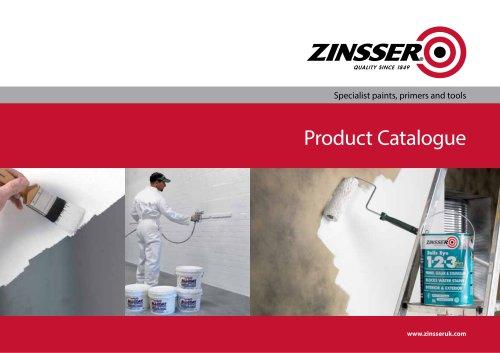 Zinsser® Product Catalogue