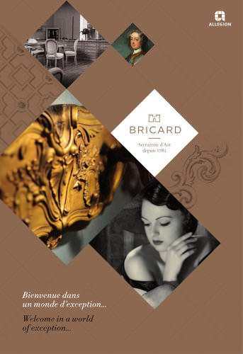 Catalogue Serrurerie d'Art