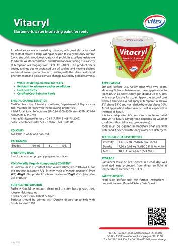 Vitacryl
