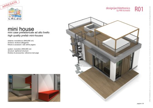 HQ mini houses
