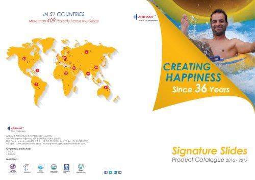 Signature slides