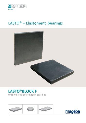 LASTO® – Elastomeric bearings