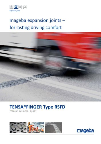 TENSA®FINGER RSFD