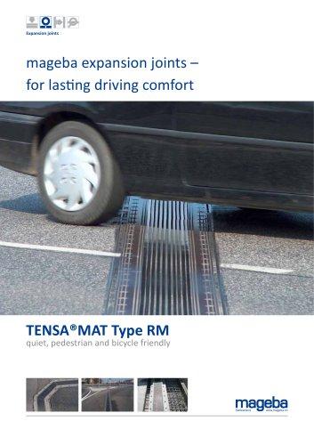 TENSA MAT type RM