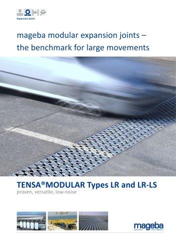 TENSA®MODULAR Types LR and LR-LS