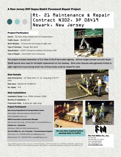 Rt. 21 Maintenance & Repair