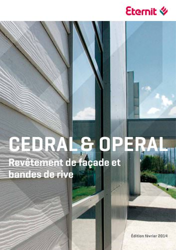 Brochure Cedral - Operal