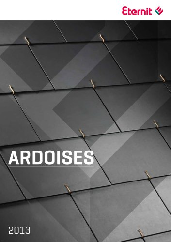 Brochure Commerciale - Ardoises