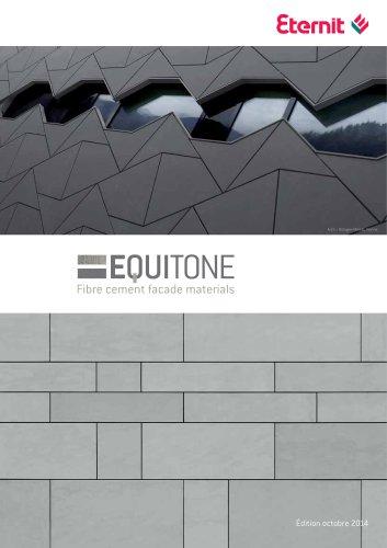 Equitone fibre cement façade materials