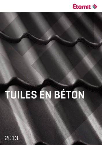 TUILES EN BéTON