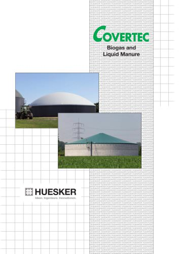COVERTEC - Biogas and Manure