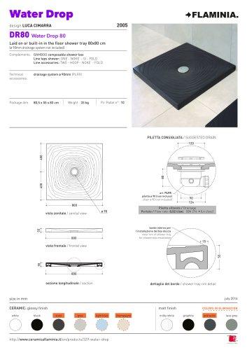 Water Drop | Technical details