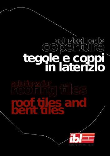 Roofing Tiles - General Catalogue (IT_EN)