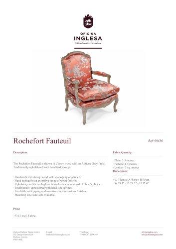 Rochefort Fauteuil
