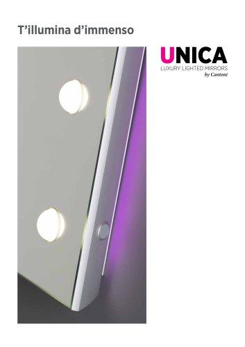 Unica, Mirror line Catalogue