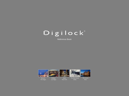 Digilock Global Reference Projects