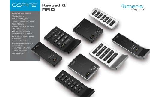 Keypad & RFID
