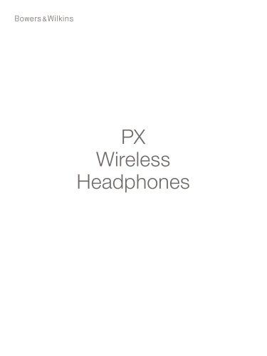 PX Wireless Headphones