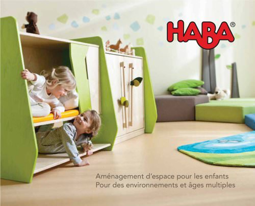 Haba Le Savoir Faire En Espace Collectif