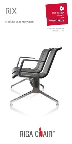 Rix Modular seating system